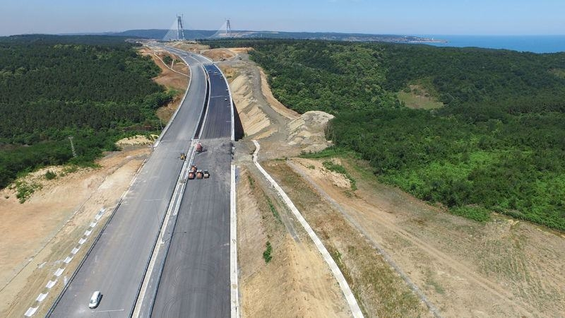 İstanbul'un incisi: Yavuz Sultan Selim Köprüsü 30