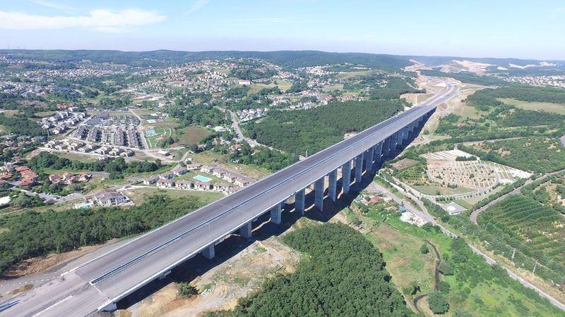 İstanbul'un incisi: Yavuz Sultan Selim Köprüsü 31
