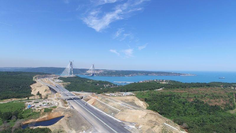 İstanbul'un incisi: Yavuz Sultan Selim Köprüsü 35