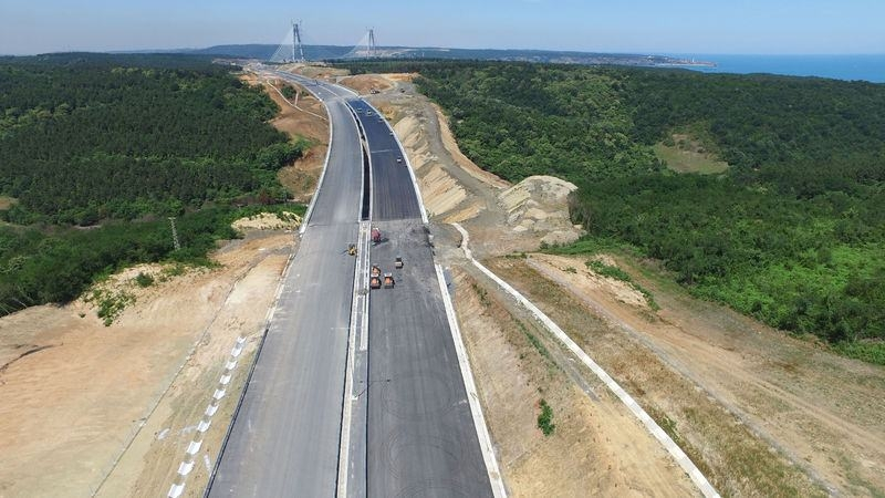 İstanbul'un incisi: Yavuz Sultan Selim Köprüsü 38