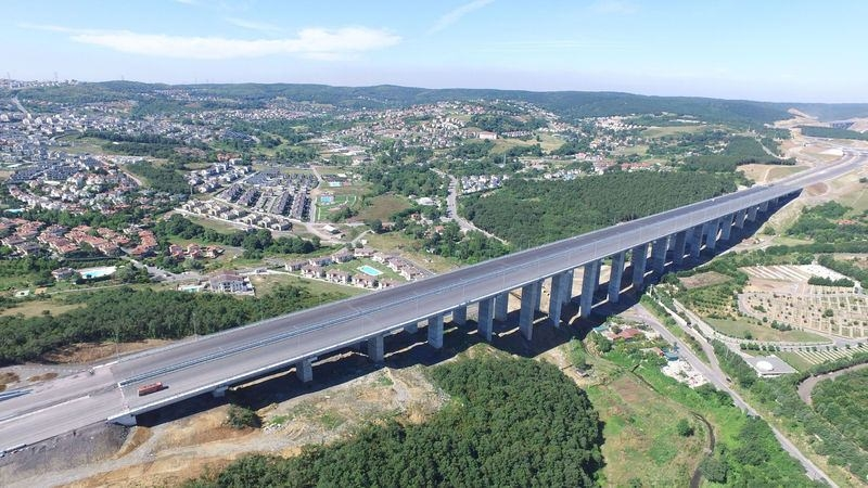 İstanbul'un incisi: Yavuz Sultan Selim Köprüsü 39