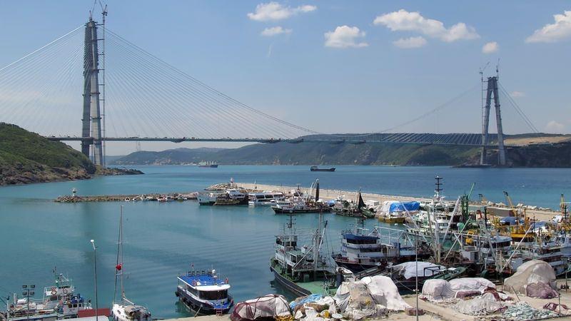 İstanbul'un incisi: Yavuz Sultan Selim Köprüsü 4