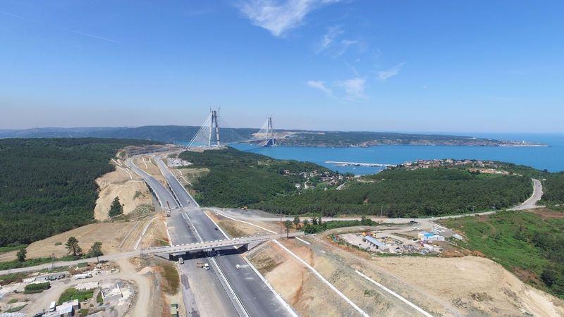 İstanbul'un incisi: Yavuz Sultan Selim Köprüsü 41
