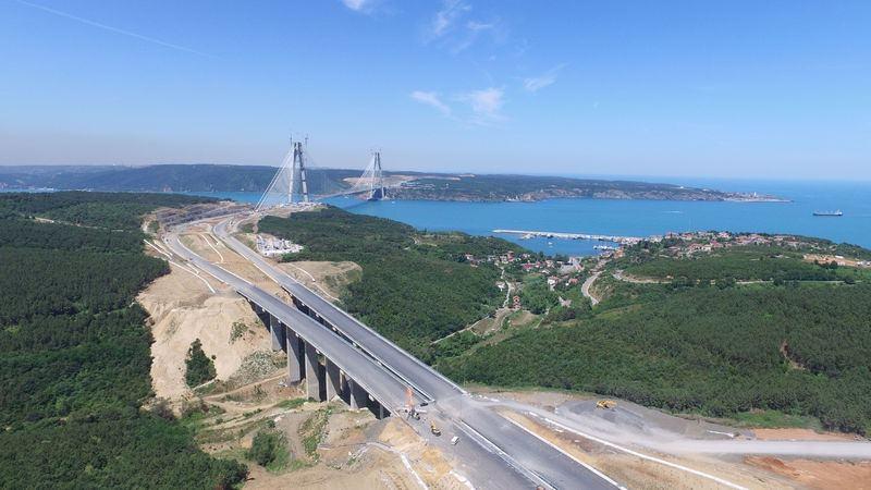 İstanbul'un incisi: Yavuz Sultan Selim Köprüsü 42