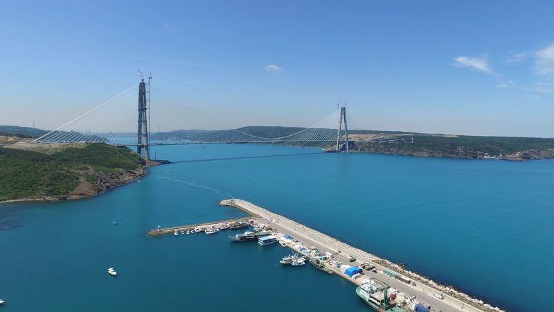 İstanbul'un incisi: Yavuz Sultan Selim Köprüsü 47