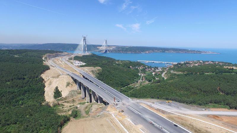 İstanbul'un incisi: Yavuz Sultan Selim Köprüsü 6