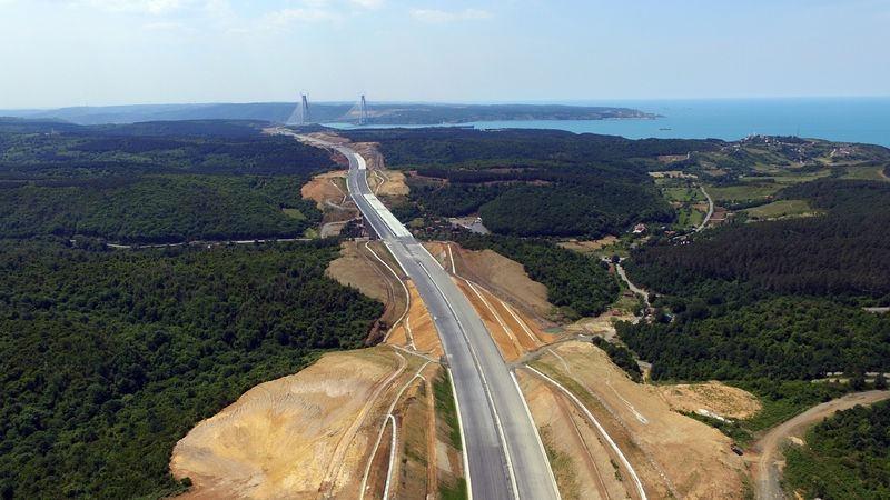 İstanbul'un incisi: Yavuz Sultan Selim Köprüsü 7