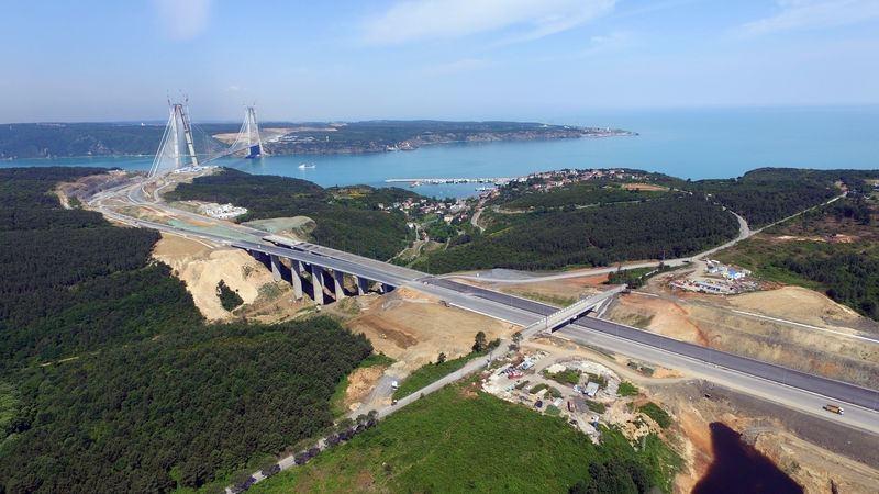 İstanbul'un incisi: Yavuz Sultan Selim Köprüsü 8