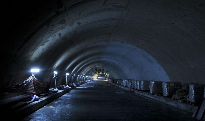 Denizaltı gerdanlığı 'Avrasya Tüneli' 21
