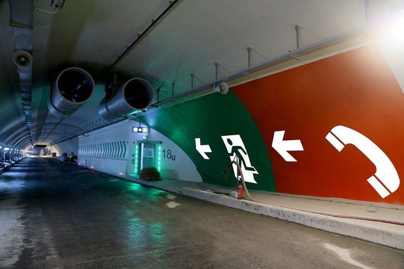 Denizaltı gerdanlığı 'Avrasya Tüneli' 3