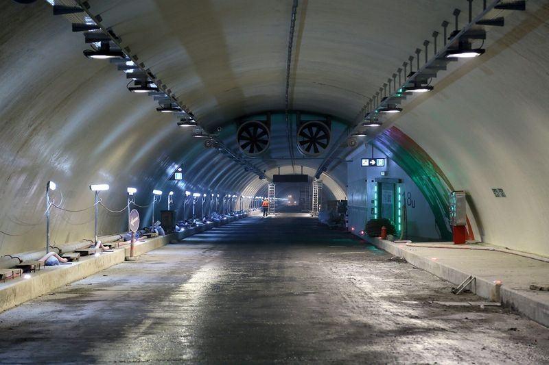 Denizaltı gerdanlığı 'Avrasya Tüneli' 6