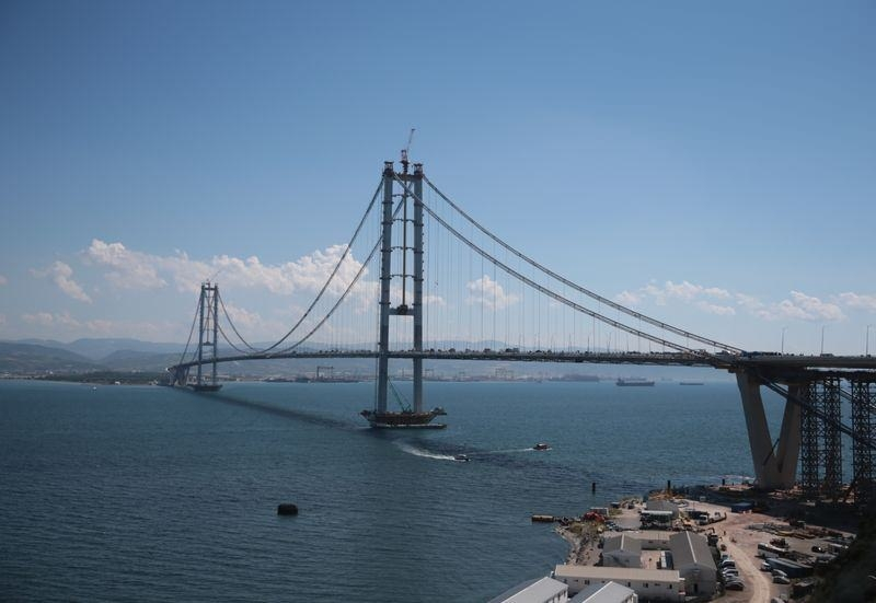 Osmangazi Köprüsü açılışa hazır 12