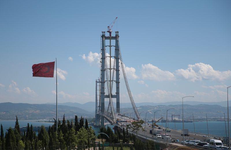 Osmangazi Köprüsü açılışa hazır 15