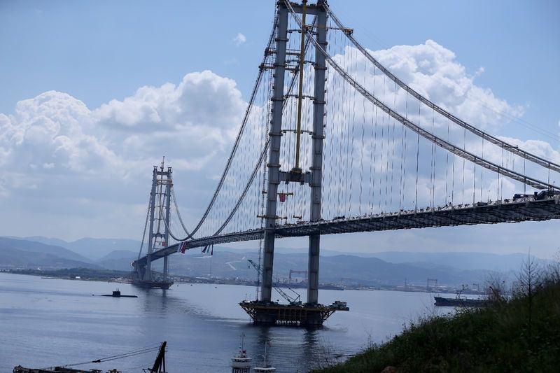 Osmangazi Köprüsü açılışa hazır 16