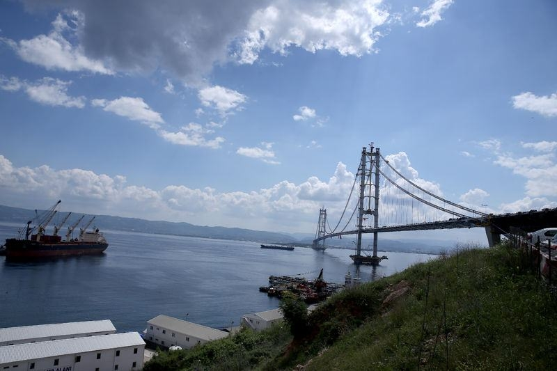 Osmangazi Köprüsü açılışa hazır 17