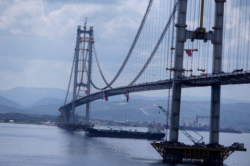 Osmangazi Köprüsü açılışa hazır 18