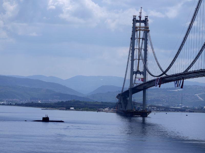 Osmangazi Köprüsü açılışa hazır 19