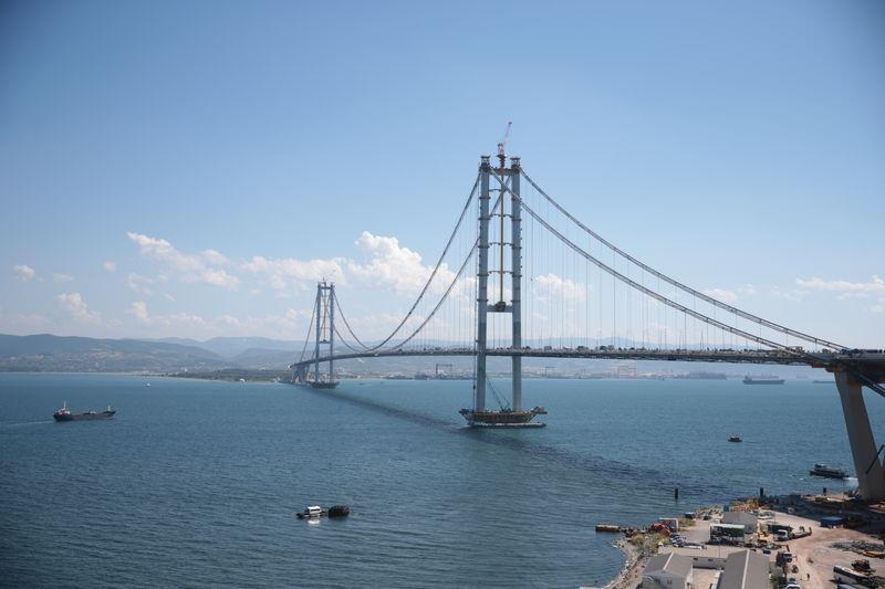 Osmangazi Köprüsü açılışa hazır 2