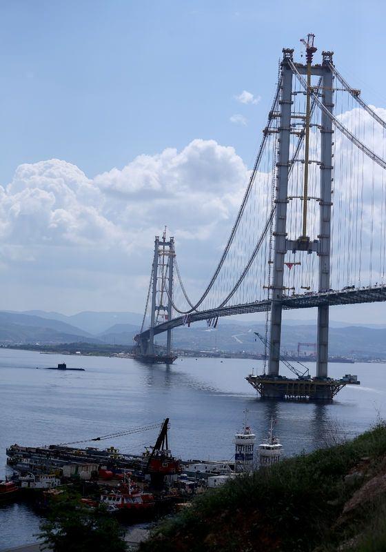Osmangazi Köprüsü açılışa hazır 21