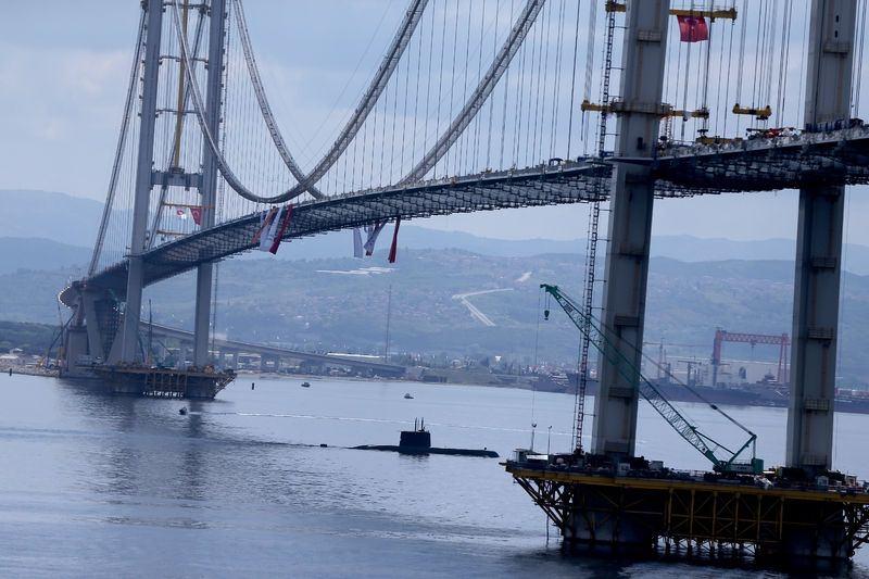 Osmangazi Köprüsü açılışa hazır 22