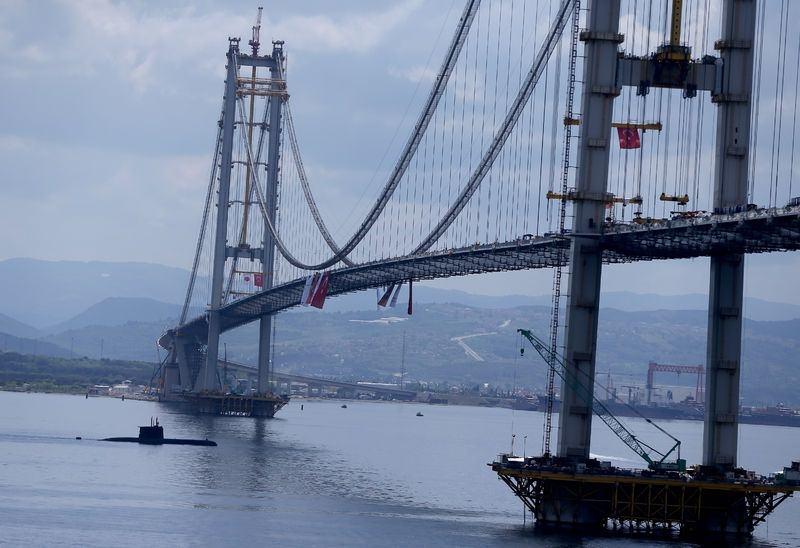 Osmangazi Köprüsü açılışa hazır 24