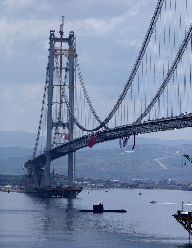 Osmangazi Köprüsü açılışa hazır 25