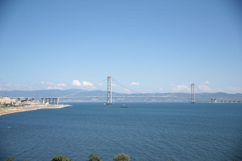 Osmangazi Köprüsü açılışa hazır 5
