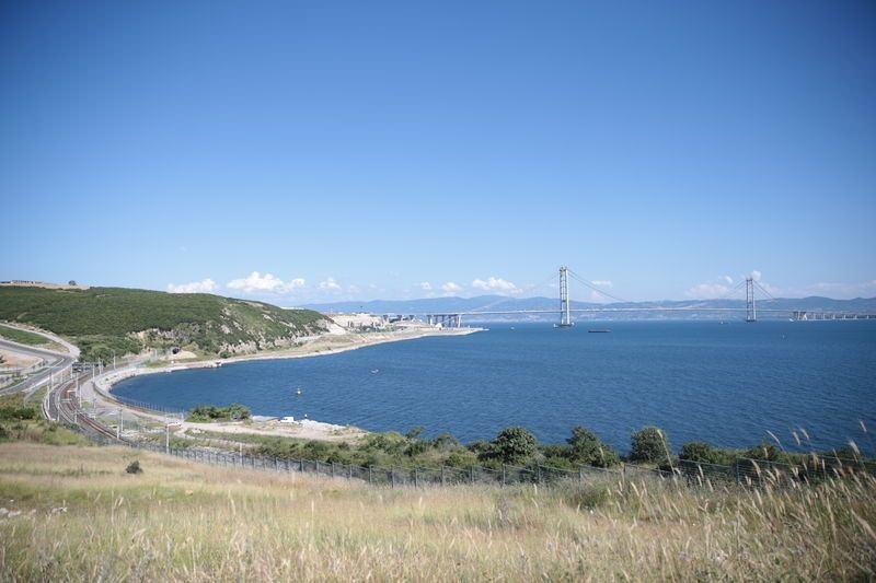 Osmangazi Köprüsü açılışa hazır 6