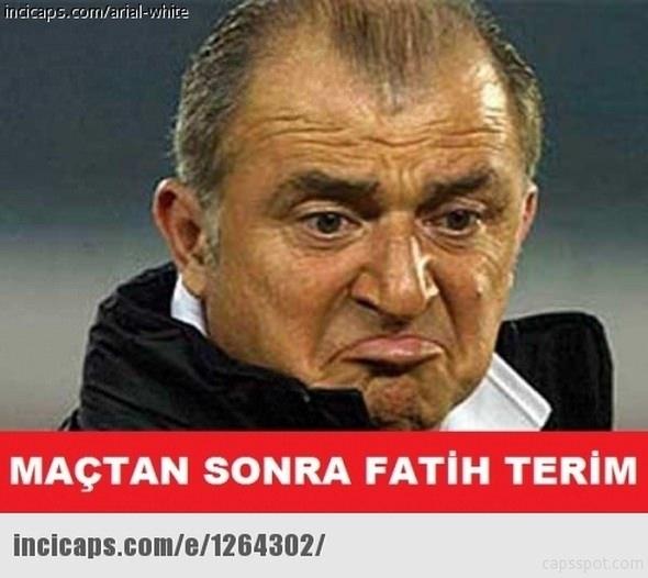 Türkiye-İspanya maçı capsleri! 9