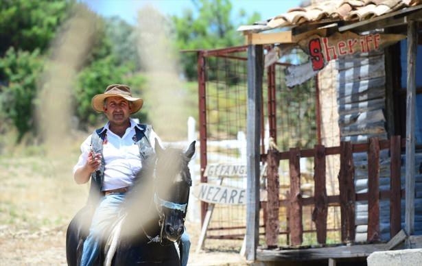 Teksas değil Yörük köyü Aksaz 11