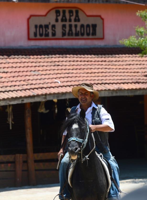 Teksas değil Yörük köyü Aksaz 14