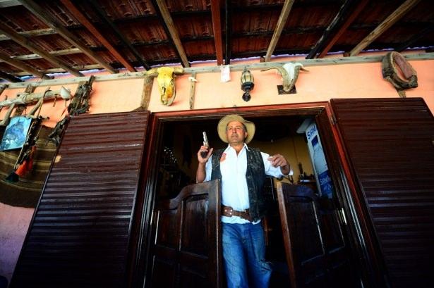 Teksas değil Yörük köyü Aksaz 17
