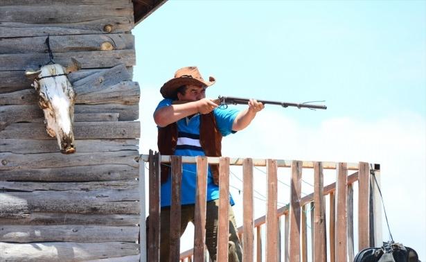 Teksas değil Yörük köyü Aksaz 24