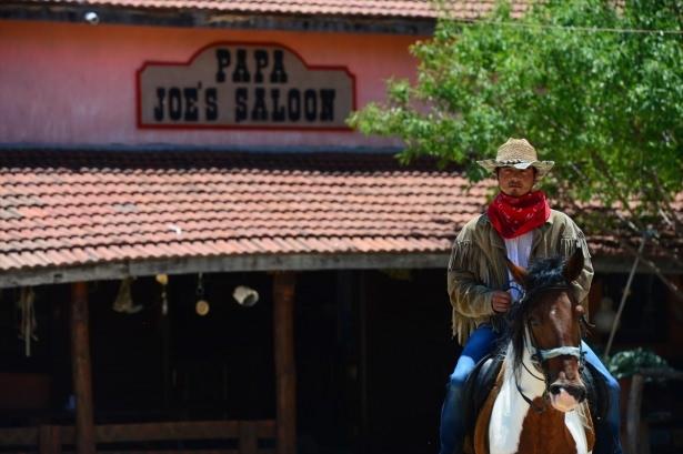 Teksas değil Yörük köyü Aksaz 4
