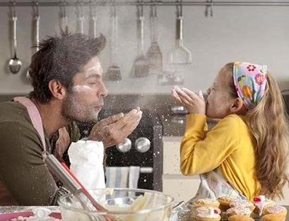 Babalar yaptığında tadı mükemmel oluyor! 3