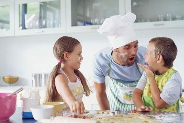 Babalar yaptığında tadı mükemmel oluyor! 6