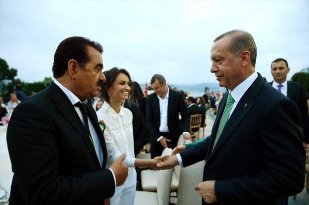 Erdoğan sanatçı ve sporcuları ağırladı 25