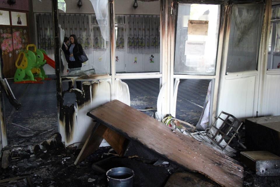 Teröristler anaokuluna saldırdı! 10