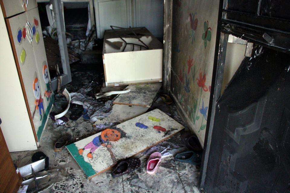 Teröristler anaokuluna saldırdı! 13