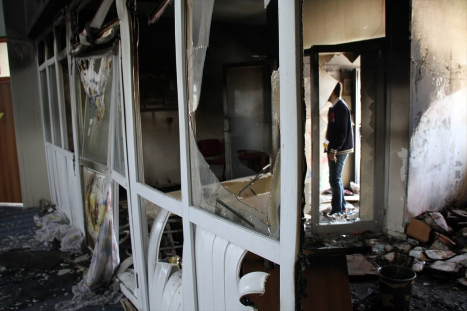 Teröristler anaokuluna saldırdı! 15
