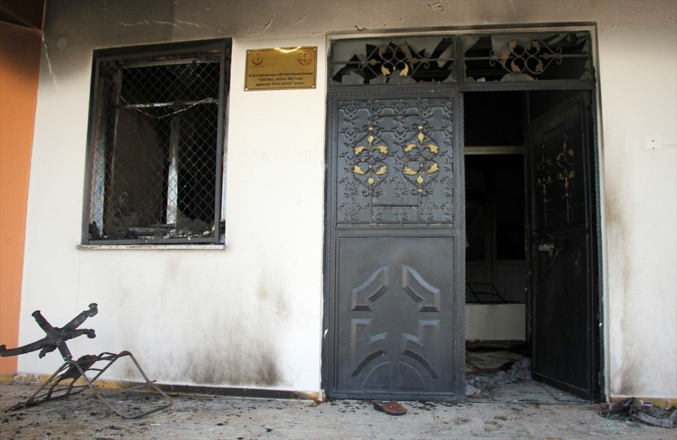 Teröristler anaokuluna saldırdı! 16
