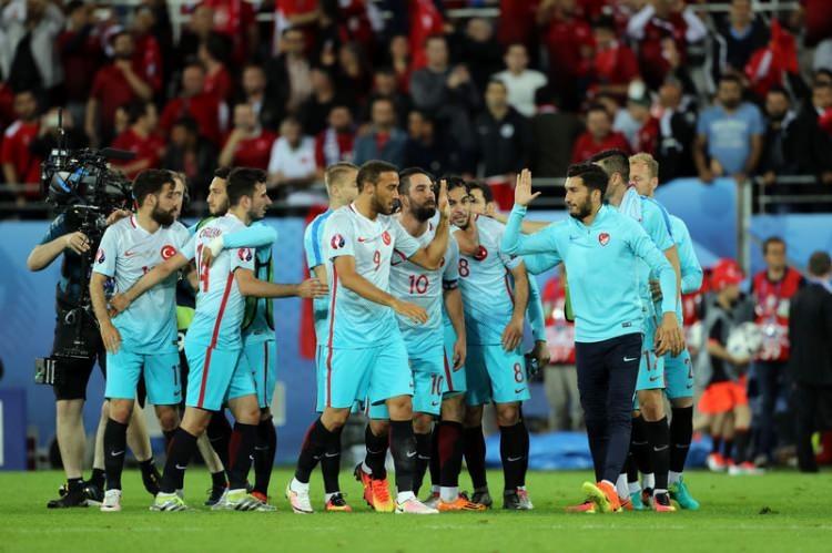 Türkiye-Çek Cumhuriyeti maçı Dünya basınında 1