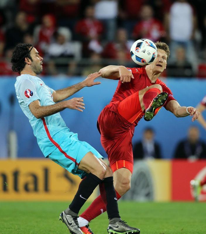 Türkiye-Çek Cumhuriyeti maçı Dünya basınında 10