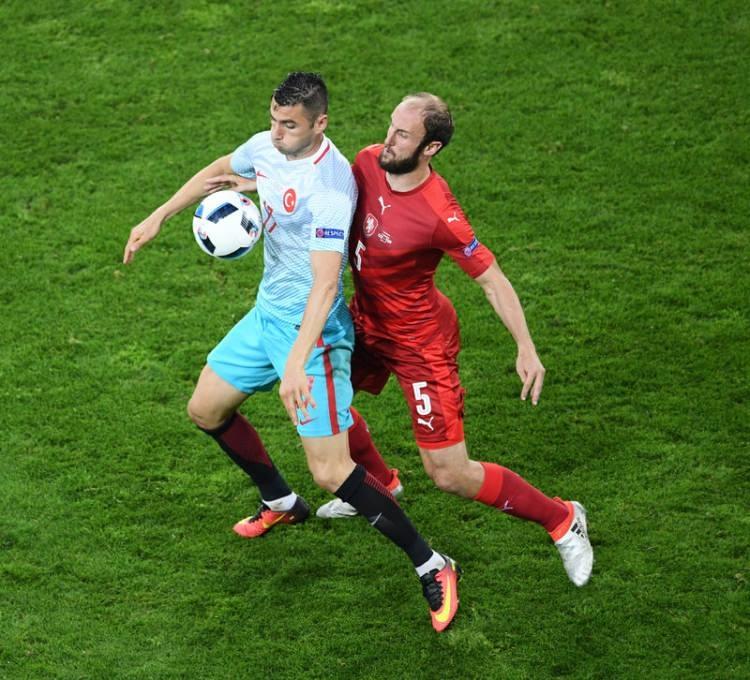 Türkiye-Çek Cumhuriyeti maçı Dünya basınında 11