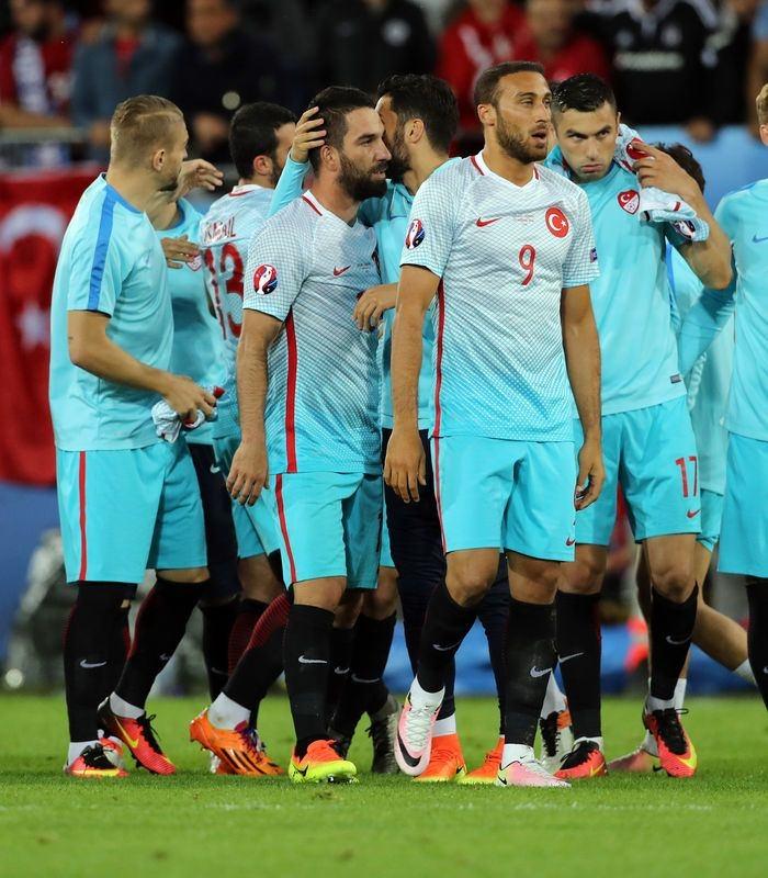 Türkiye-Çek Cumhuriyeti maçı Dünya basınında 12