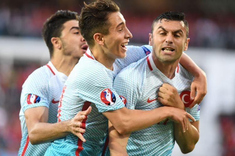Türkiye-Çek Cumhuriyeti maçı Dünya basınında 17