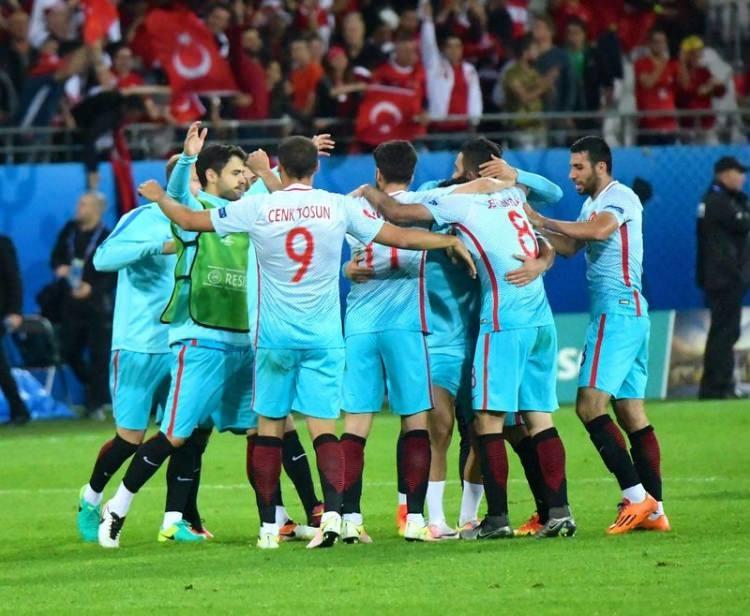 Türkiye-Çek Cumhuriyeti maçı Dünya basınında 18