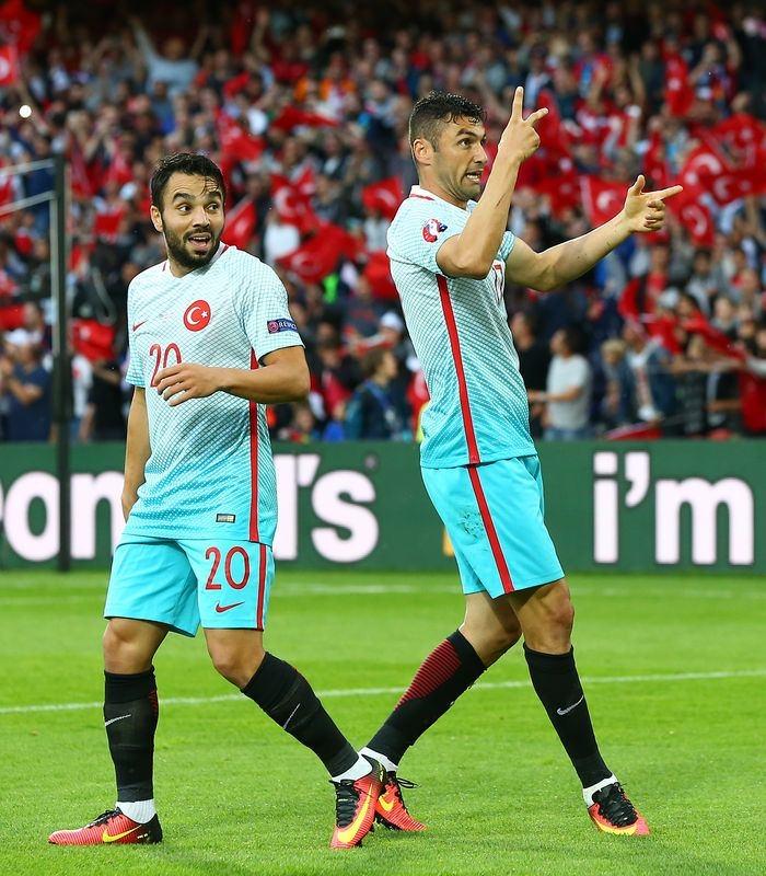 Türkiye-Çek Cumhuriyeti maçı Dünya basınında 22