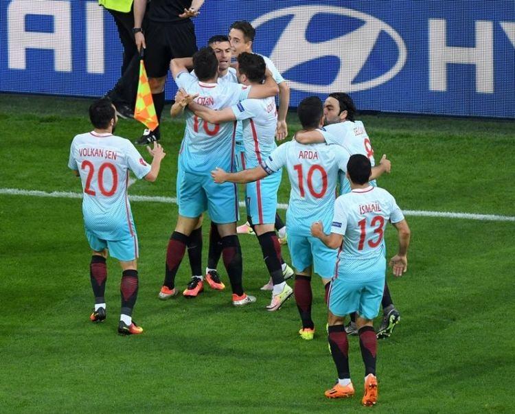Türkiye-Çek Cumhuriyeti maçı Dünya basınında 23