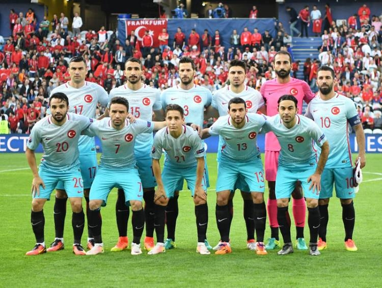 Türkiye-Çek Cumhuriyeti maçı Dünya basınında 24